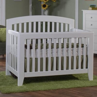 PALI Gala 3-in-1 Convertible Crib
