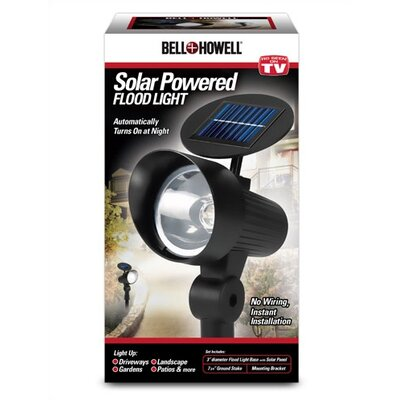 Trademark Home Collection Solar Floodlight