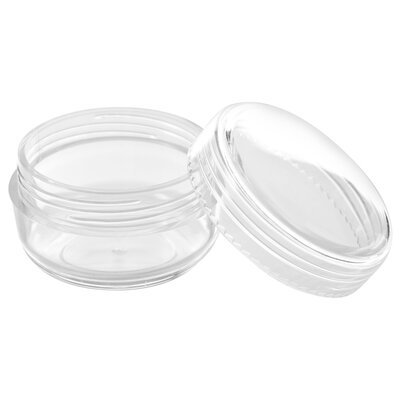 Trademark Tools 20 ml Plastic Jar (Set of 12 )