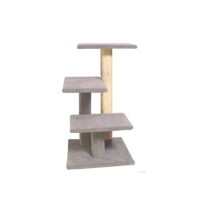 "Animal Stuff 31"" Lucy Cat Tree"