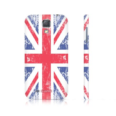 Luardi UK Retro Flag Snap-on Samsung Galaxy S4 Case
