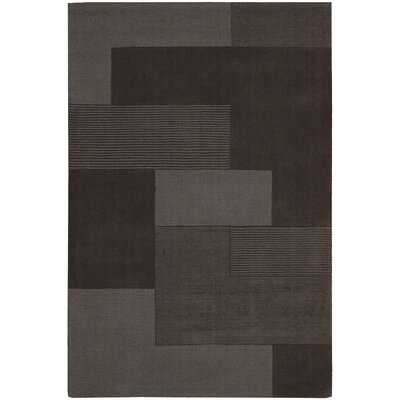 Calvin Klein Home Rug Collection CK 202 Bowery Dark Grey Step Rug