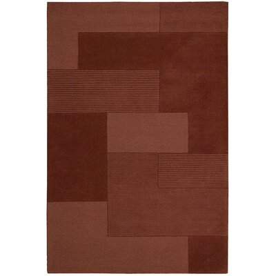 Calvin Klein Home Rug Collection CK 202 Bowery Paprika Step Rug