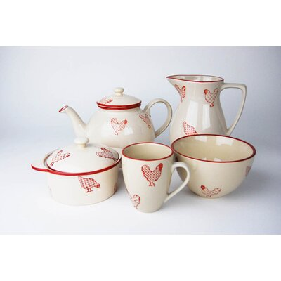 Barnyard 13 Piece Coffee Set