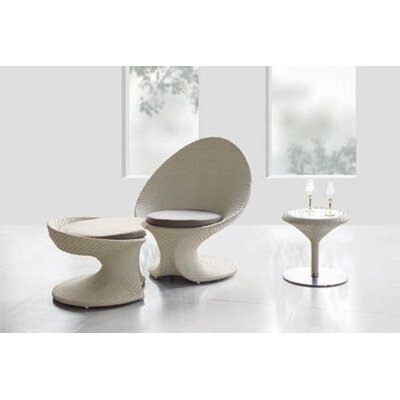 100 Essentials Party 3 Piece Seating Group