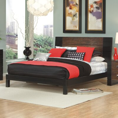 Brazil Furniture Group Geranium Panel Bed