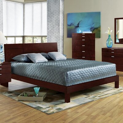 Brazil Furniture Group Violet Panel Bed