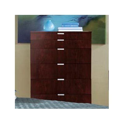 Brazil Furniture Group Violet 6 Drawer Chest