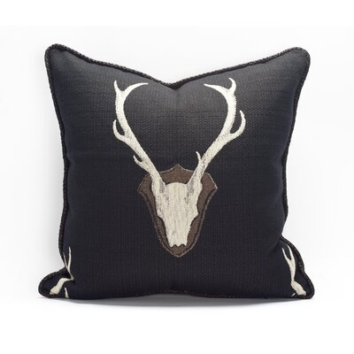 Oh Deer Cotton Pillow