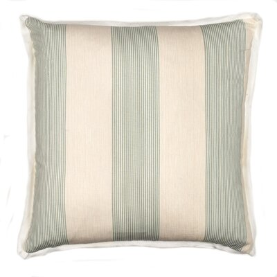 TOSS by Daniel Stuart Studio Kingston Stripe Cotton Pillow