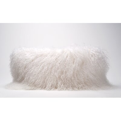 Tibetan Lamb Cotton Pillow