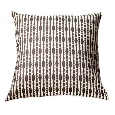 Swanky Swell Raindrops Pillow
