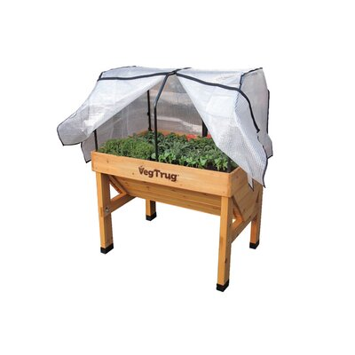 VegTrug Greenhouse Cover and Frame