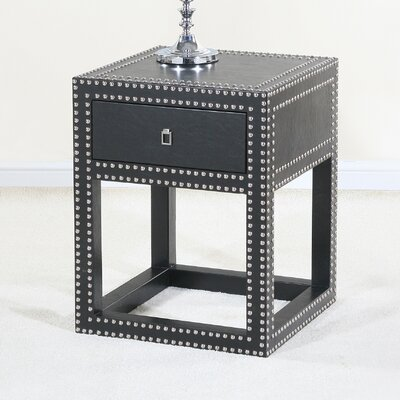 Ultimate Accents Contempo End Table