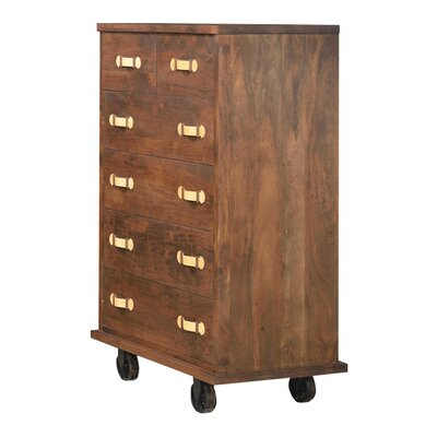 Zuo Era Oaktown 6 Drawer Chest