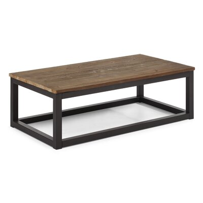 Zuo Era Civic Center Rectangular Coffee Table