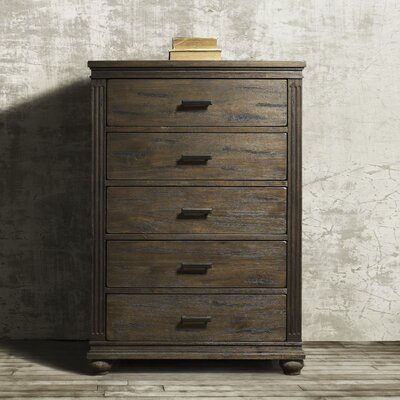 Zuo Era The City 5 Drawer Chest