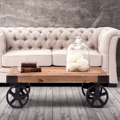 Barbary Coast Coffee Cart Table