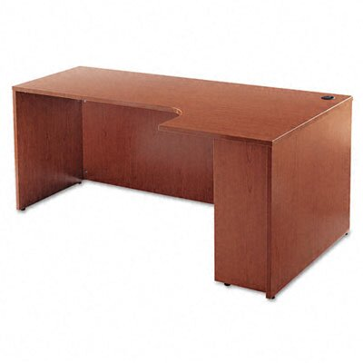 Basyx by HON BL Series Credenza Shell with Curved Extension