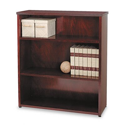 "Basyx by HON BW Veneer 40.34"" Bookcase"