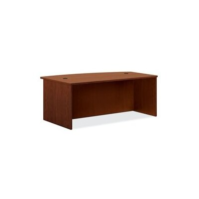Basyx by HON BL Series Desk Shell with Bow Top