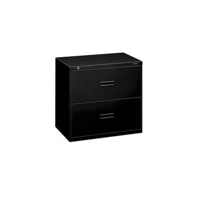 "Basyx by HON 400 Series 30"" Lateral File 2 Drawer"