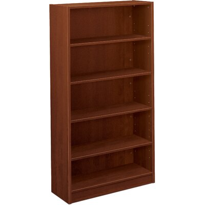 Basyx by HON BL Series 5 Shelf Bookcase