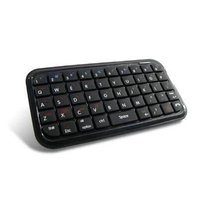 Dual Link Bluetooth Mini Keyboard with Speakerphone