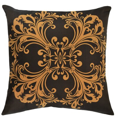 Precious Gold Ritzy Thai Silk Pillow Cover