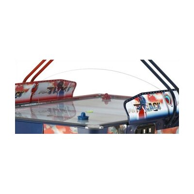 ICE Double Fast Track 4 Player Air Hockey Game