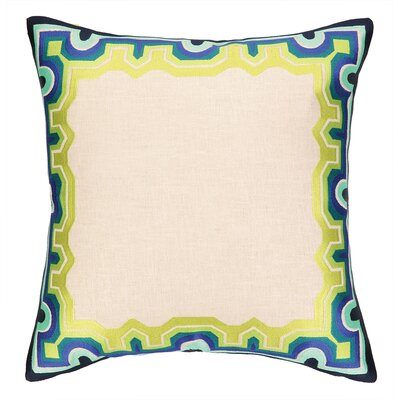 Trina Turk Residential Arcata Embroidered Pillow