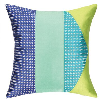 Tiburon Embroidered Pillow