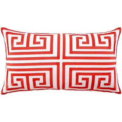 Trina Turk Residential Greek Key Linen Pillow
