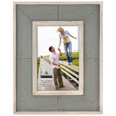 Malden Sunwashed Picture Frame