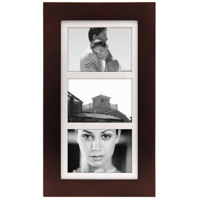 Malden Manhattan 3-Opening Picture Frame