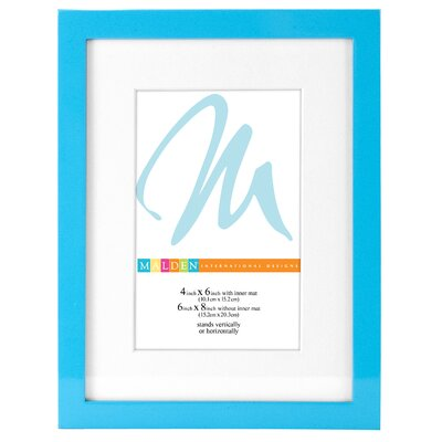 Malden Beach Brights Picture Frame