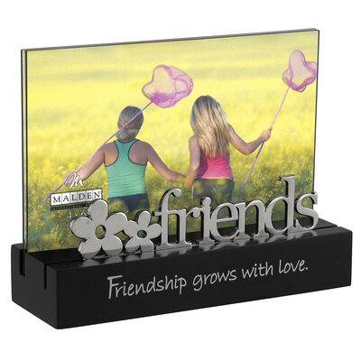 Desktop Expressions Friends Picture Frame
