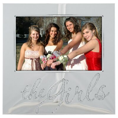 Malden The Girls Glitter Picture Frame