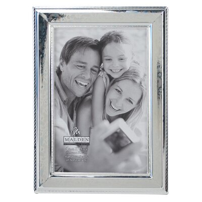 Malden Embossed Picture Frame