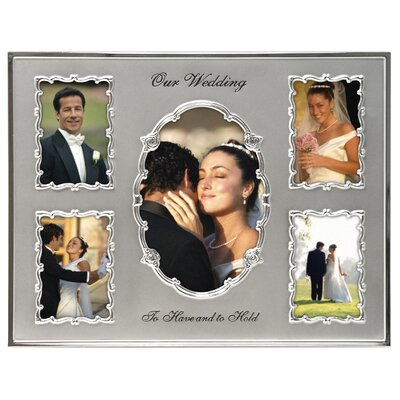 Malden Wedding Collage Picture Frame