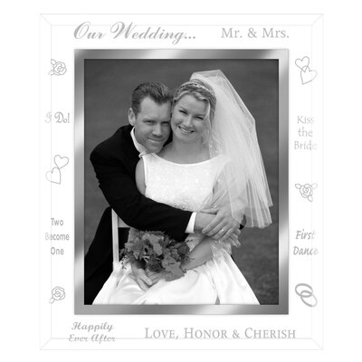 Malden Wedding Picture Frame