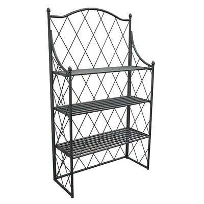 Lattice Etagera Baker's Rack