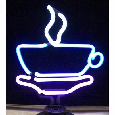 Neonetics Business Signs Bicycle Neon Sign & Reviews #0: Neonetics Business Signs Coffee Cup Neon Sign