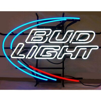 Neonetics Bud Light Neon Sign