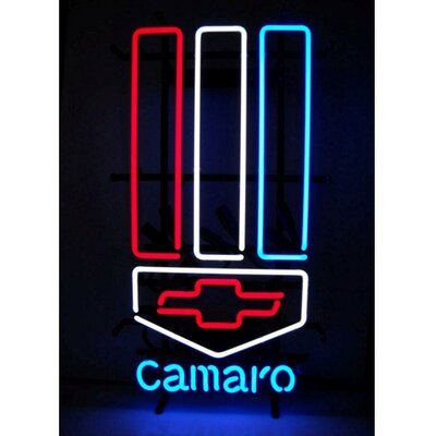 Neonetics Camaro Neon Sign