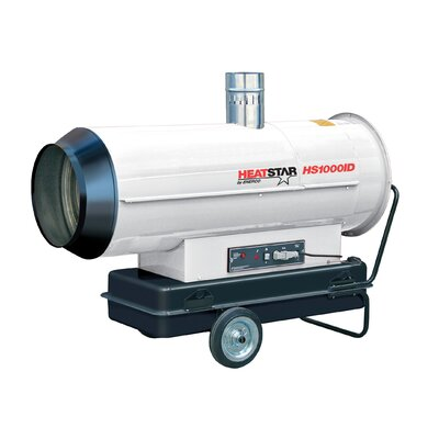 Heatstar Indirect Fired 100,000 BTU Utility Diesel Space Heater