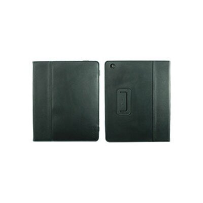 Odoyo Genuine Leather Folio Case for iPad 2/iPad 3/iPad 4