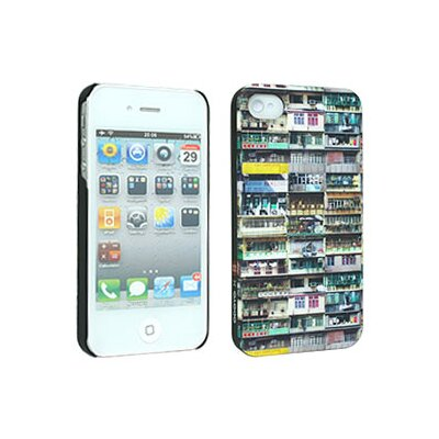 Odoyo Metal Leatherbox G.O.D. Case for iPhone 4/4S