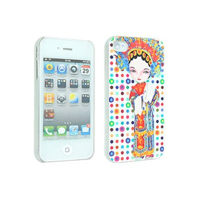 Odoyo Beauty X A.Jin Protective Case for iPhone 4/4S