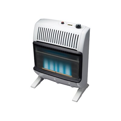 Mr. Heater Vent Free 20,000 BTU Radiant Wall/Floor Natural Gas Space Heater